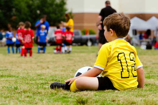 Encouraging the Little Ones to Observe Good Sportsmanship