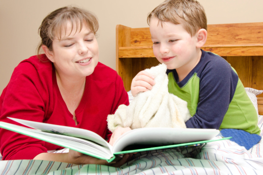 Let Your Kids Experience the Fun in Reading